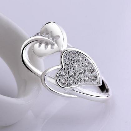 Jenny Jewelry R557-8 Silver Plated ..