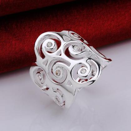 Jenny Jewelry R576 Silver Plated Ne..