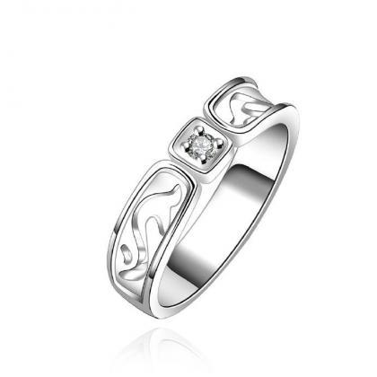 Jenny Jewelry R610 Silver Plated Ne..