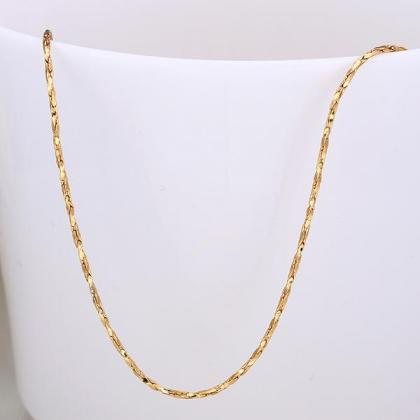 Jenny Jewelry C002 18K gold plated ..