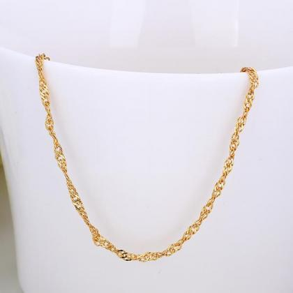 Jenny Jewelry C013 18K gold plated ..