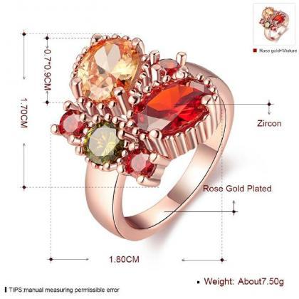 Jenny Jewelry R391-A-8 High Quality..