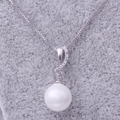 Jenny Jewelry P025 Beautiful pearl ..