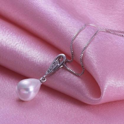 Jenny Jewelry P033 Beautiful pearl ..