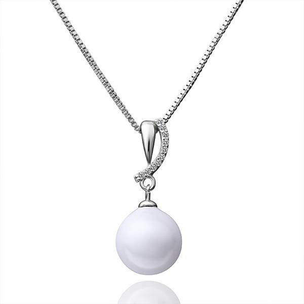 Jenny Jewelry P025 Beautiful pearl pendants