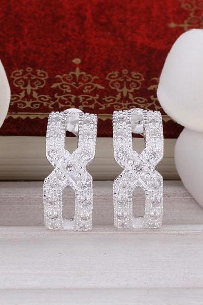 Jenny Jewelry E349 2016 High Quality New Fashion Earring