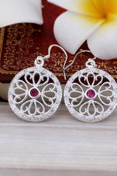 Jenny Jewelry E400 2016 High Quality New Fashion Earring