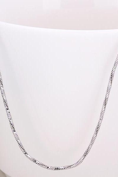 Jenny Jewelry C012 18K gold plated long chain