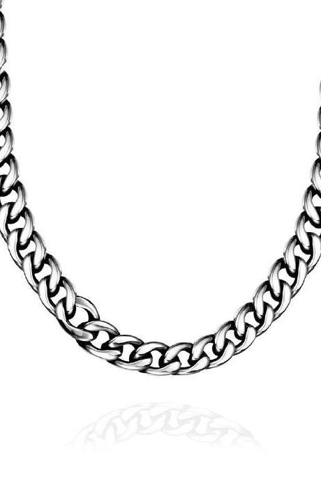Jenny Jewelry N057 latest design 316L stainless steel fashion Necklace