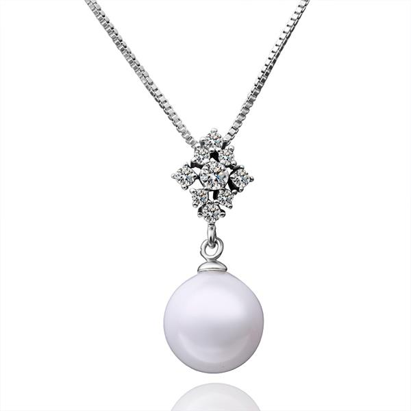 Jenny Jewelry P021 Beautiful pearl pendants